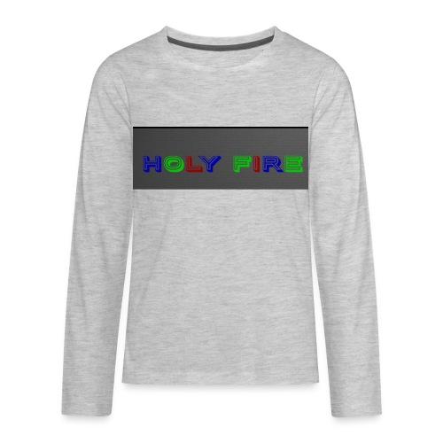 IMG_0036 - Kids' Premium Long Sleeve T-Shirt