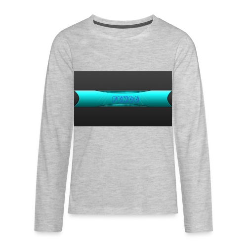 pengo - Kids' Premium Long Sleeve T-Shirt