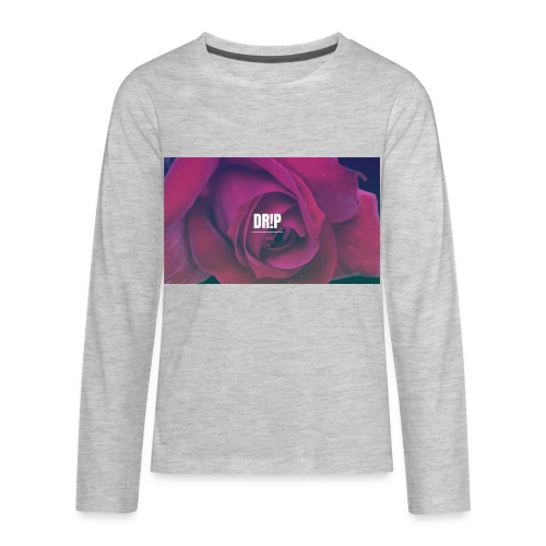 DR!P co. - Kids' Premium Long Sleeve T-Shirt