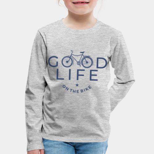 bike - Kids' Premium Long Sleeve T-Shirt