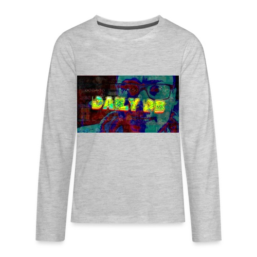 The DailyDB - Kids' Premium Long Sleeve T-Shirt