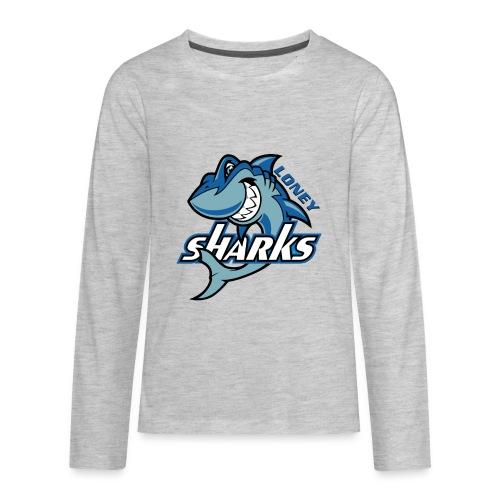 Loney FINAL - Kids' Premium Long Sleeve T-Shirt
