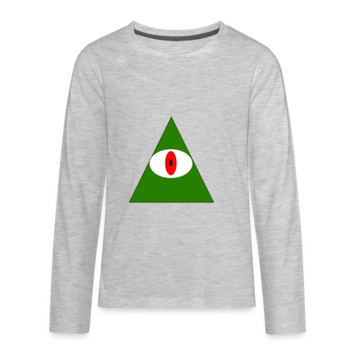 the_big - Kids' Premium Long Sleeve T-Shirt