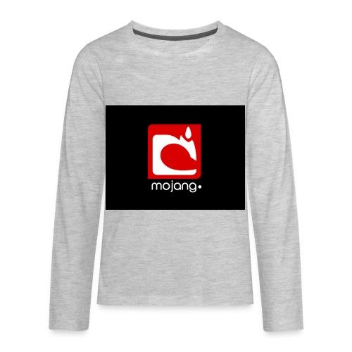 mojan. - Kids' Premium Long Sleeve T-Shirt