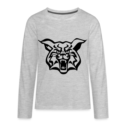 wildcats - Kids' Premium Long Sleeve T-Shirt