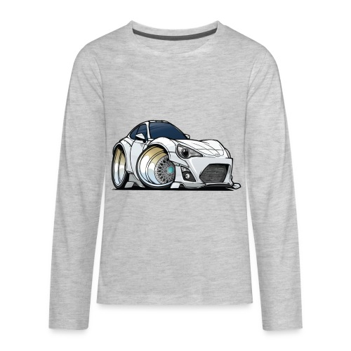 Toyota 86 - Kids' Premium Long Sleeve T-Shirt