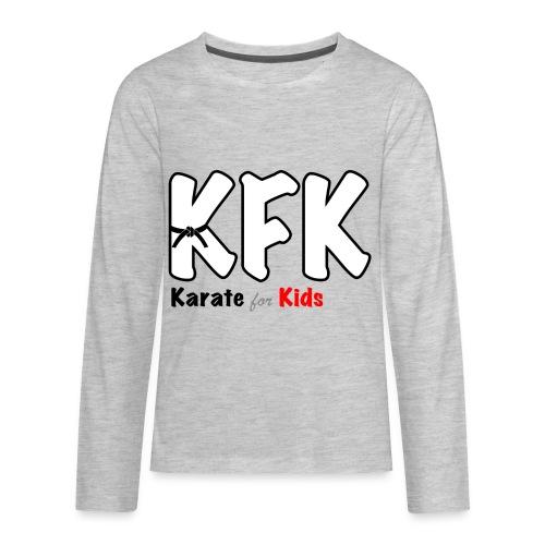 KFK design - Kids' Premium Long Sleeve T-Shirt