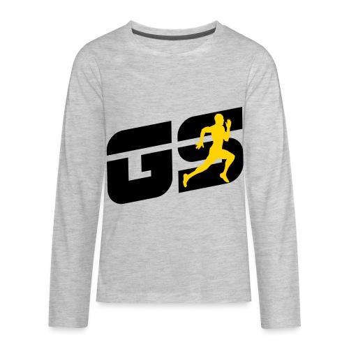 sleeve gs - Kids' Premium Long Sleeve T-Shirt