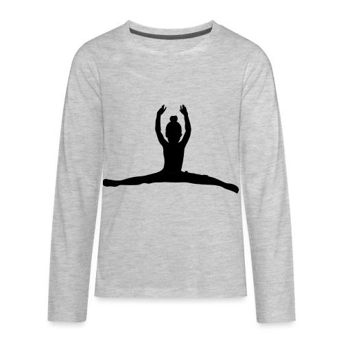 Tiffany - Kids' Premium Long Sleeve T-Shirt