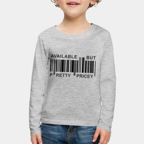 available but pricey - Kids' Premium Long Sleeve T-Shirt