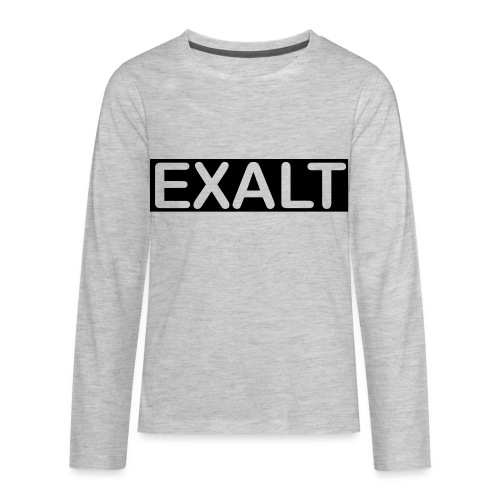 EXALT - Kids' Premium Long Sleeve T-Shirt