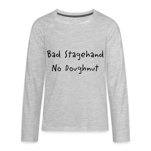 baddoughnut - Kids' Premium Long Sleeve T-Shirt