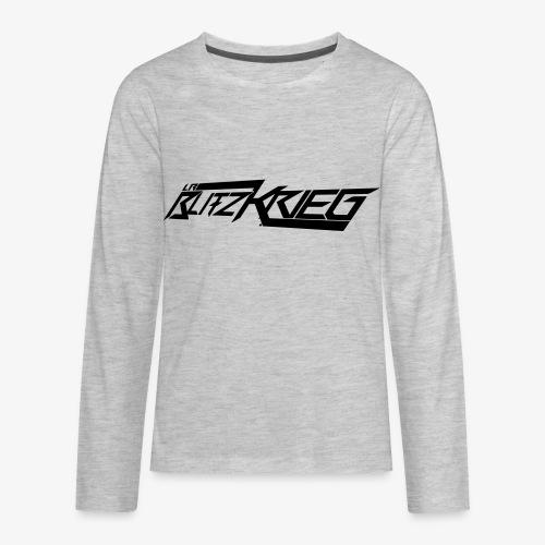krieglogo03 - Kids' Premium Long Sleeve T-Shirt
