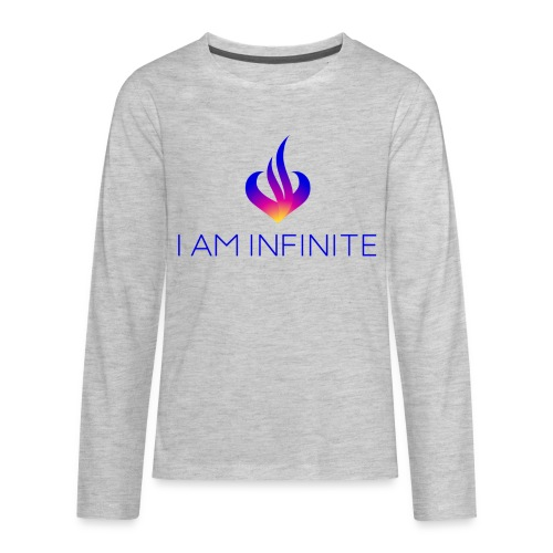 I Am Infinite - Kids' Premium Long Sleeve T-Shirt