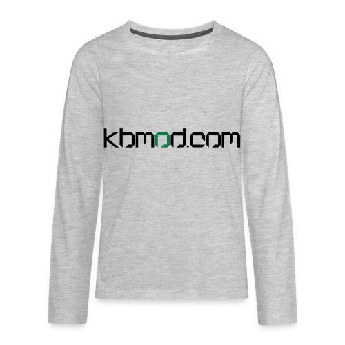 kbmoddotcom - Kids' Premium Long Sleeve T-Shirt