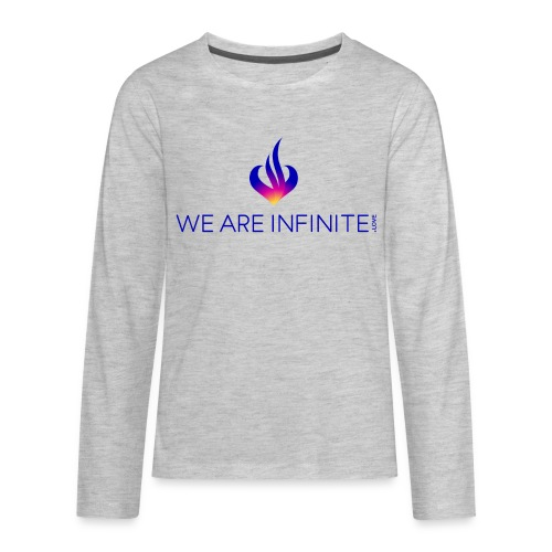 We Are Infinite - Kids' Premium Long Sleeve T-Shirt