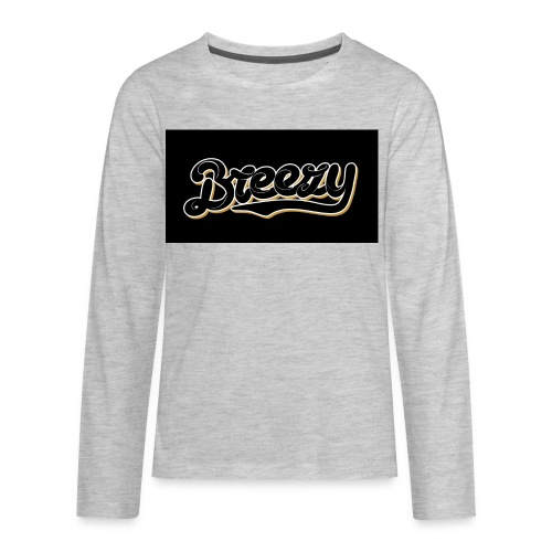 Mo Mo merch - Kids' Premium Long Sleeve T-Shirt