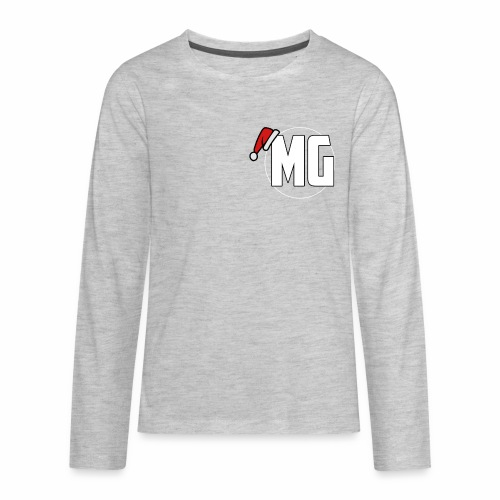 Christmas Logo - Kids' Premium Long Sleeve T-Shirt