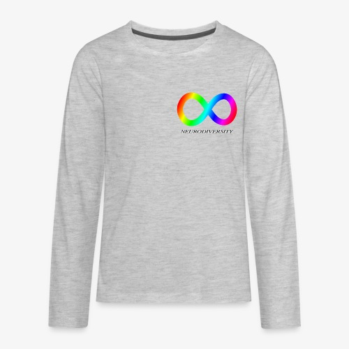 Neurodiversity - Kids' Premium Long Sleeve T-Shirt