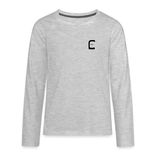 C. Daviz - Kids' Premium Long Sleeve T-Shirt