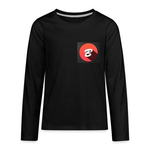 BENTOTHEEND PRODUCTS - Kids' Premium Long Sleeve T-Shirt