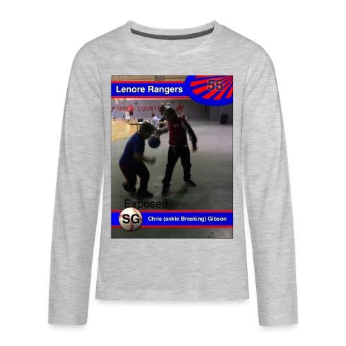 Basketball merch - Kids' Premium Long Sleeve T-Shirt