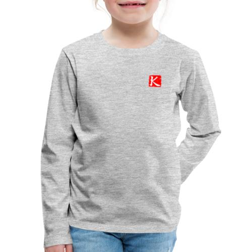 ChineseKuang Icon - Kids' Premium Long Sleeve T-Shirt