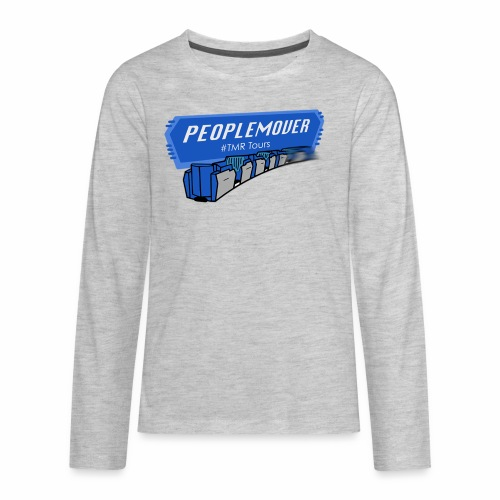 Peoplemover TMR - Kids' Premium Long Sleeve T-Shirt