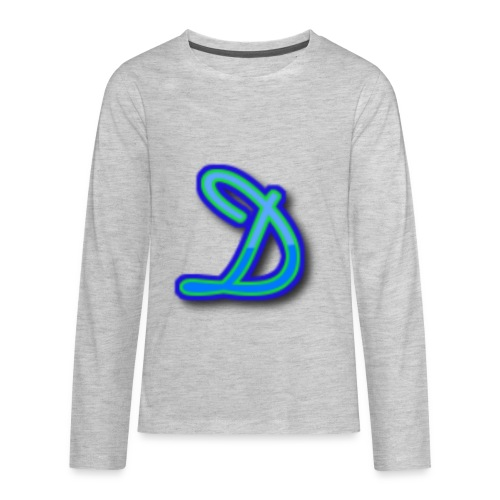 D - Kids' Premium Long Sleeve T-Shirt