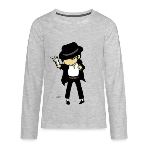 KOP Vector Art - Kids' Premium Long Sleeve T-Shirt