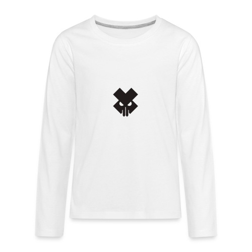 T.V.T.LIFE LOGO - Kids' Premium Long Sleeve T-Shirt
