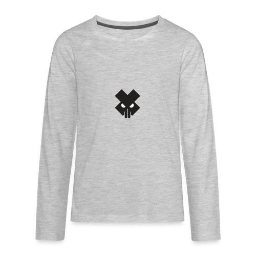 T.V.T.LIFE LOGO - Kids' Premium Long Sleeve T-Shirt