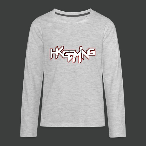 HK Clothing collection - Kids' Premium Long Sleeve T-Shirt