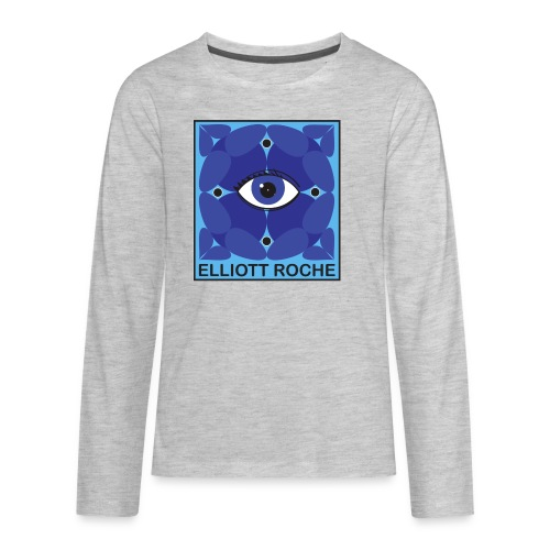 ElliottBlueEye - Kids' Premium Long Sleeve T-Shirt