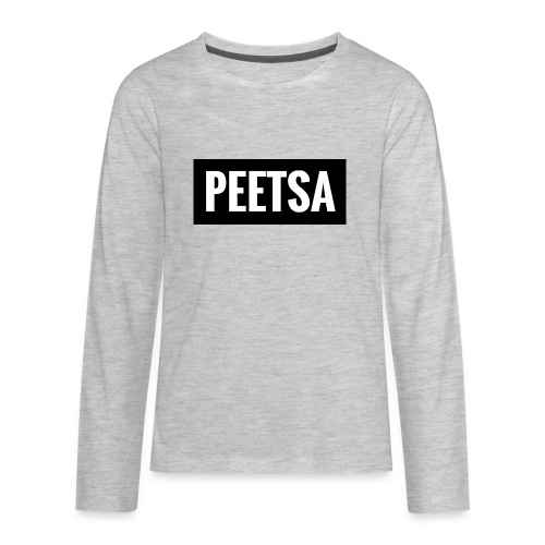 Black Box Peetsa - Kids' Premium Long Sleeve T-Shirt