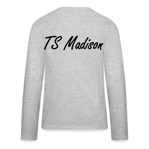 new Idea 12724836 - Kids' Premium Long Sleeve T-Shirt