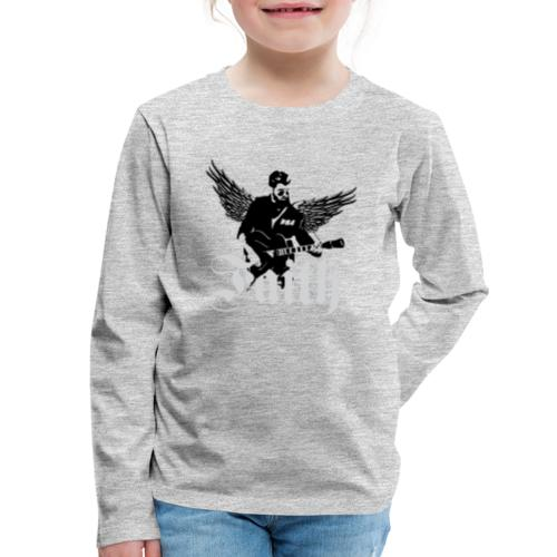 faithwings png - Kids' Premium Long Sleeve T-Shirt