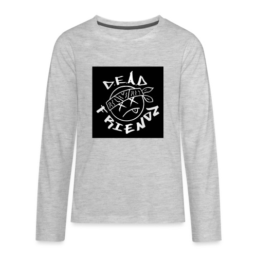 D.E.A.D FRIENDZ Records - Kids' Premium Long Sleeve T-Shirt