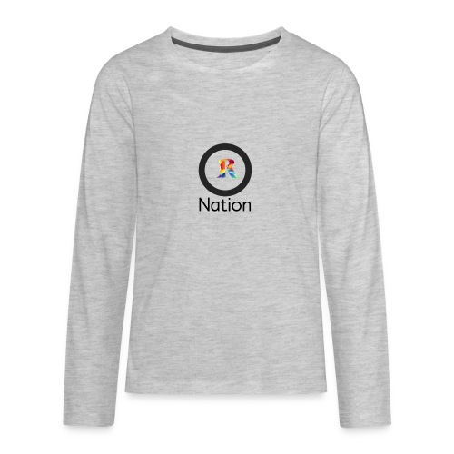 Reaper Nation - Kids' Premium Long Sleeve T-Shirt