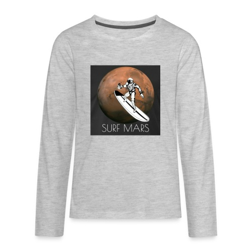 space surfer - Kids' Premium Long Sleeve T-Shirt