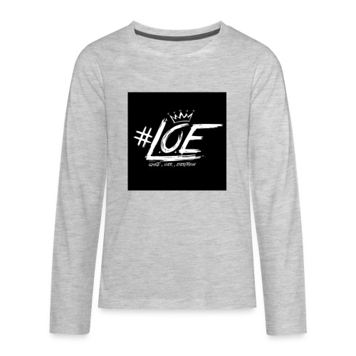 IMG 20170702 015640 - Kids' Premium Long Sleeve T-Shirt