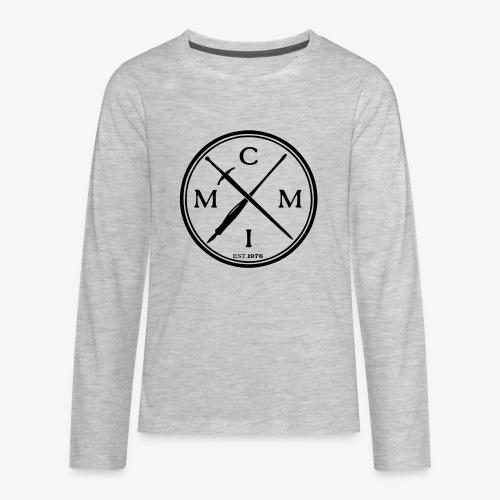pen x sword - Kids' Premium Long Sleeve T-Shirt