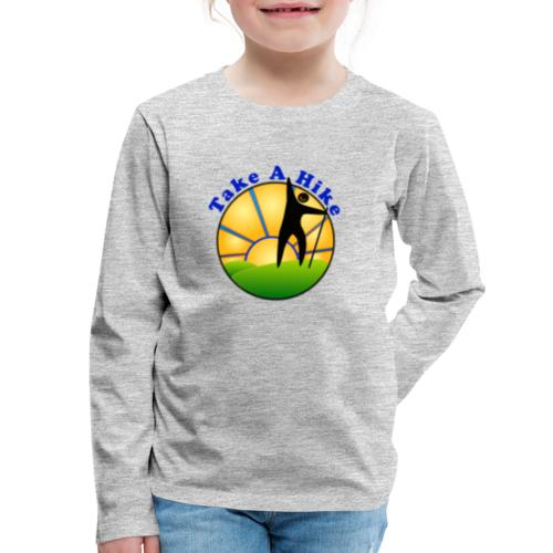 Take A Hike - Kids' Premium Long Sleeve T-Shirt