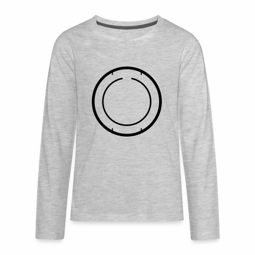 beta2back - Kids' Premium Long Sleeve T-Shirt