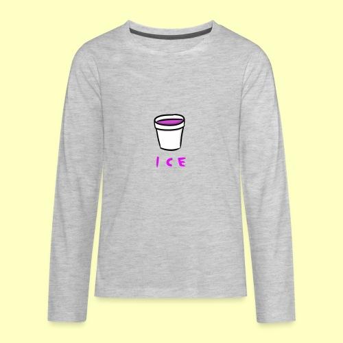 ICE - Kids' Premium Long Sleeve T-Shirt
