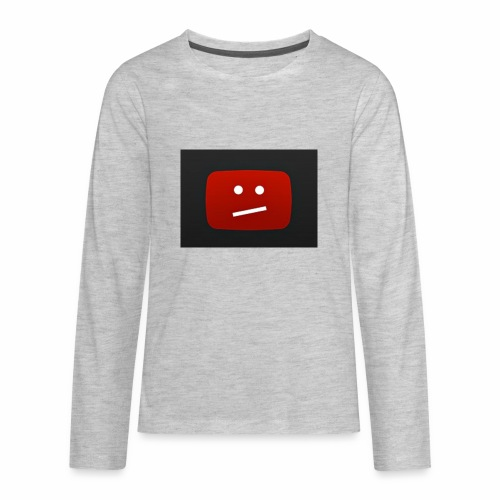 SadYouTube - Kids' Premium Long Sleeve T-Shirt