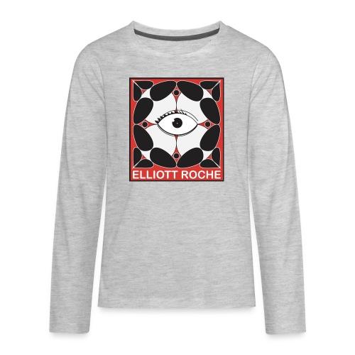 ElliottRedEye - Kids' Premium Long Sleeve T-Shirt