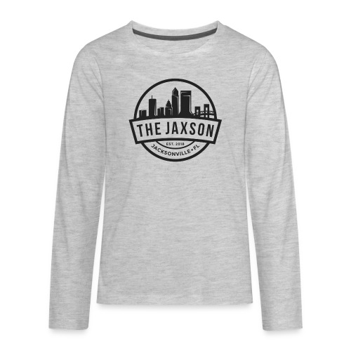 The Jaxson - Kids' Premium Long Sleeve T-Shirt