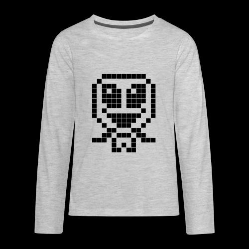 alienshirt - Kids' Premium Long Sleeve T-Shirt