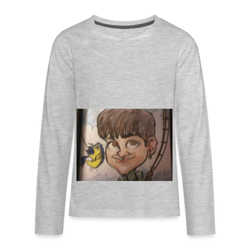 Mitroboy66 3 - Kids' Premium Long Sleeve T-Shirt